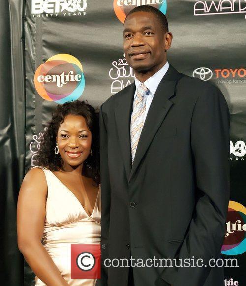 Dikembe Mutombo Soul Train Awards held at the...