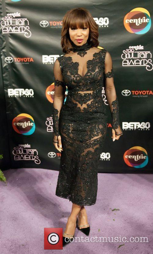 Elise Neal Soul Train Awards held at the...