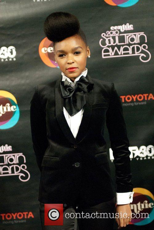 Jeanelle Monae Soul Train Awards held at the...