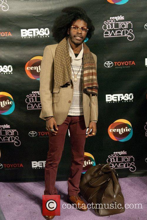 Jesse Boykins III Soul Train Awards held at...