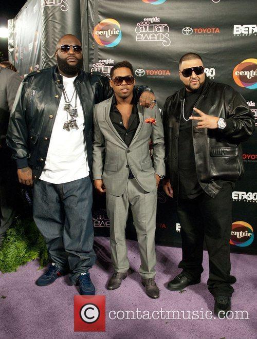 Rick Ross, Bobby V, DJ Khaled Soul Train...