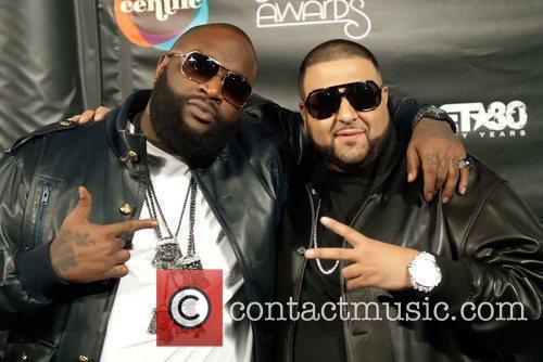 Rick Ross and Khaled 1