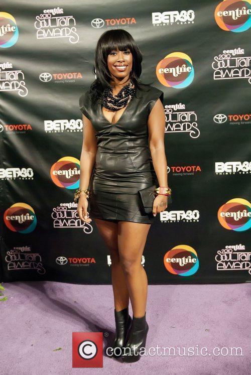 Shareefa Soul Train Awards held at the Cobb...