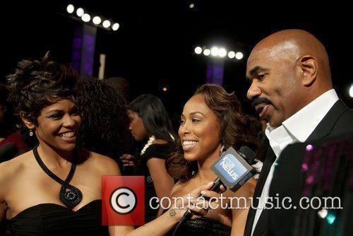 Steve Harvey Soul Train Awards held at the...