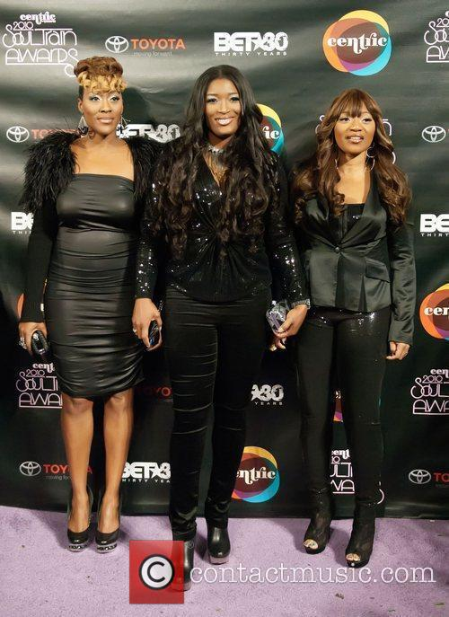 SWV Soul Train Awards held at the Cobb...