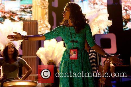 Fatima Soul Train Awards pre-show at Cobb Energy...