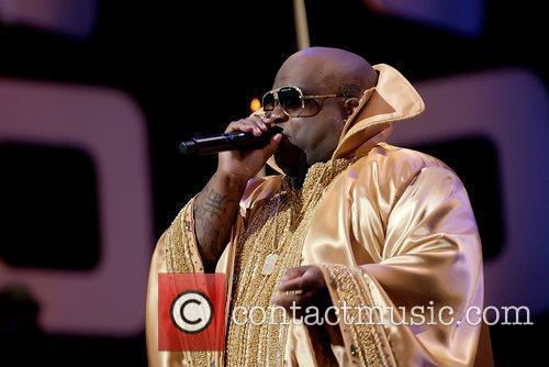 Cee Lo Green Soul Train Awards held at...