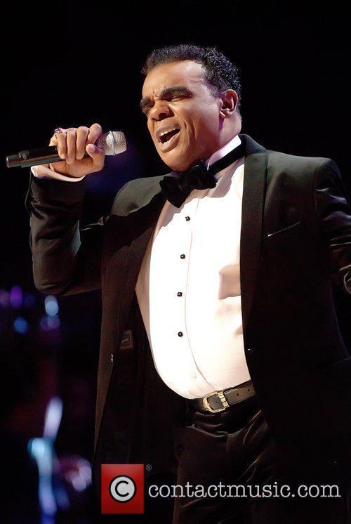 Ron Isley Soul Train Awards held at the...