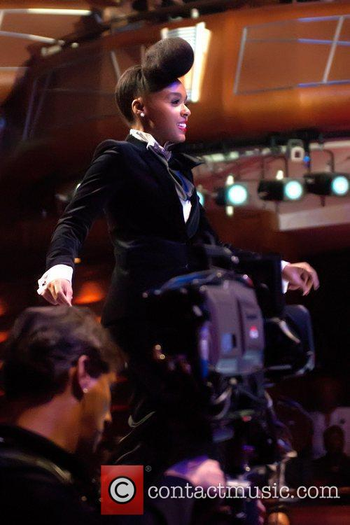 Janelle Monae Soul Train Awards held at the...