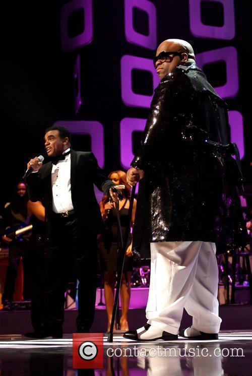 Ron Isley and Cee Lo Green Soul Train...
