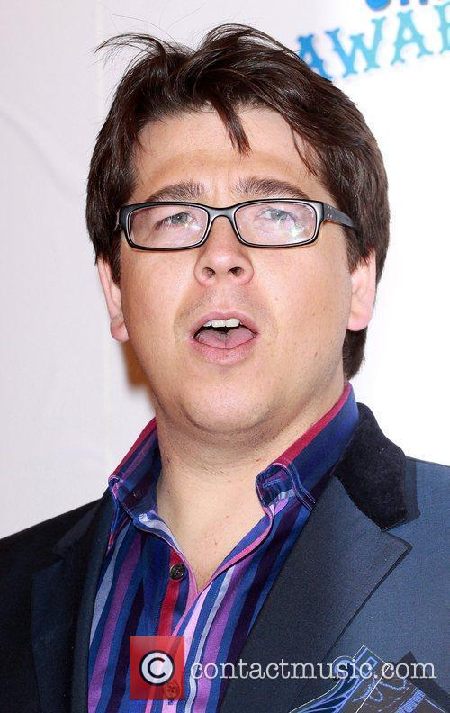 Michael McIntyre The South Bank show awards red...