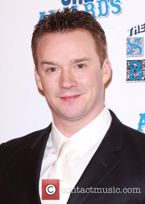 Russell Watson The South Bank show awards red...