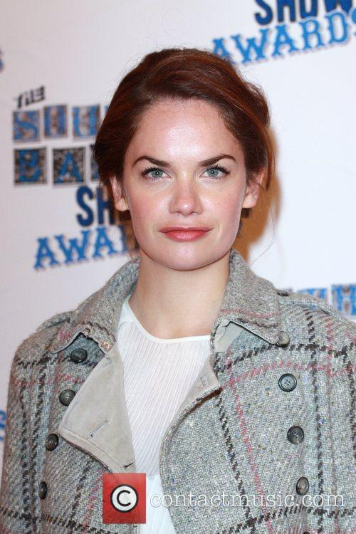 Ruth Wilson The South Bank show awards red...