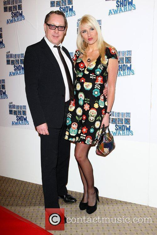 Vic Reeves and Nancy Sorrell 1