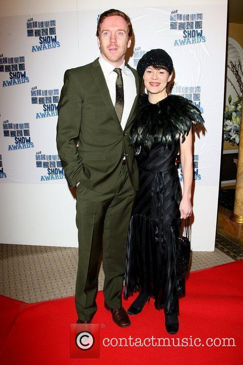 Damian Lewis and Helen McCrory The South Bank...