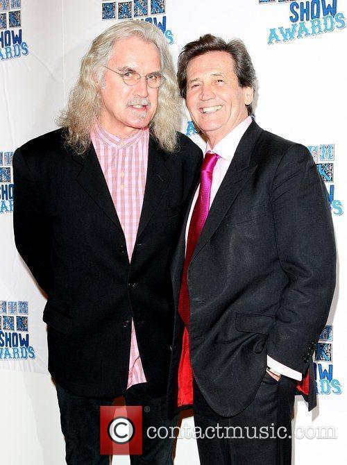 Melvyn Bragg and Billy Connolly The South Bank...