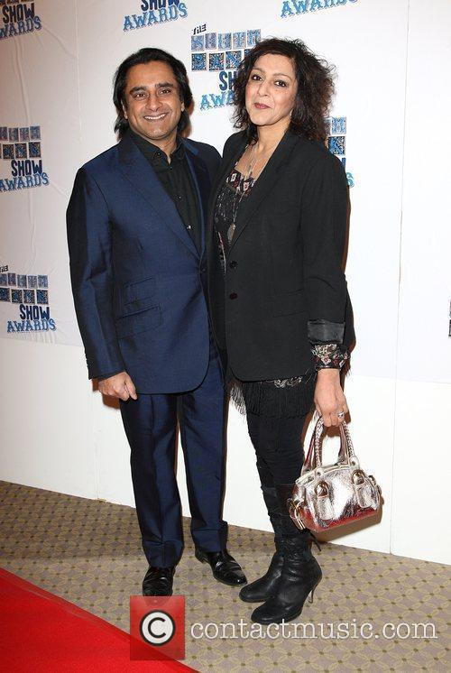 Sanjeev Bhaskar and Meera Syal 1