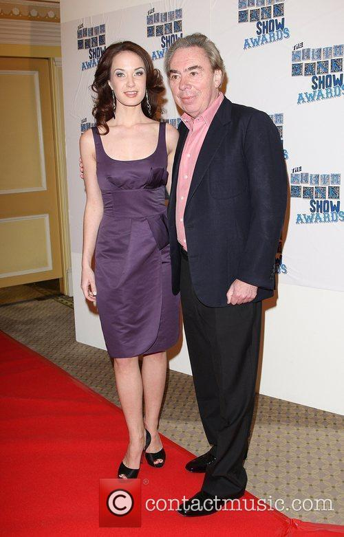Sierra Boggess and Andrew Lloyd Webber 3