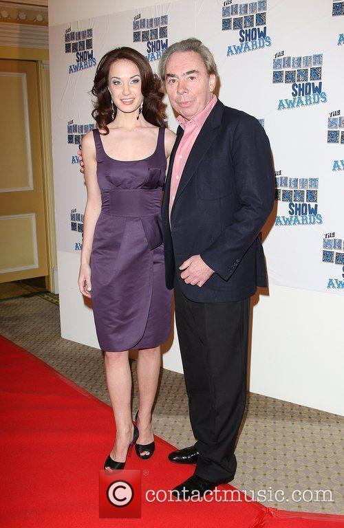 Sierra Boggess and Andrew Lloyd Webber 4