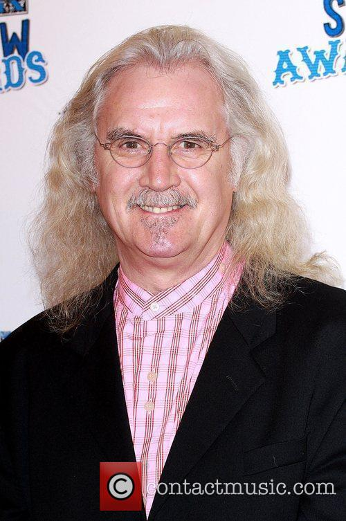 Billy Connolly The South Bank show awards red...