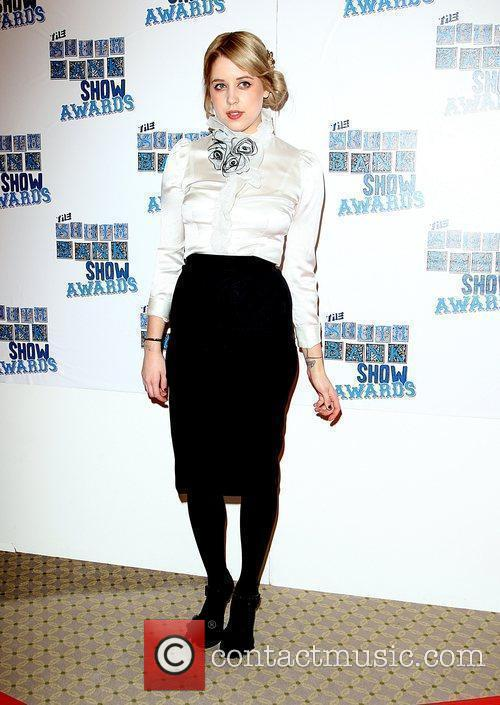 Peaches Geldof The South Bank show awards red...