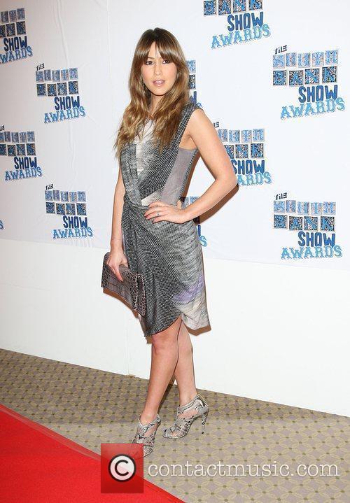 Rachel Stevens The South Bank show awards red...