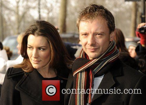 John Simm and Guest The South Bank show...