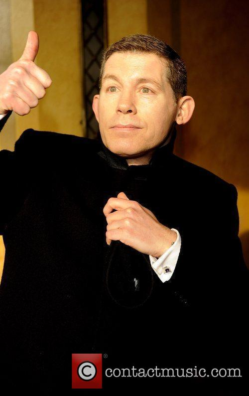 Lee Evans The South Bank show awards held...