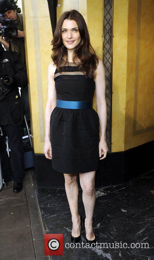 Rachel Weisz The South Bank show awards held...