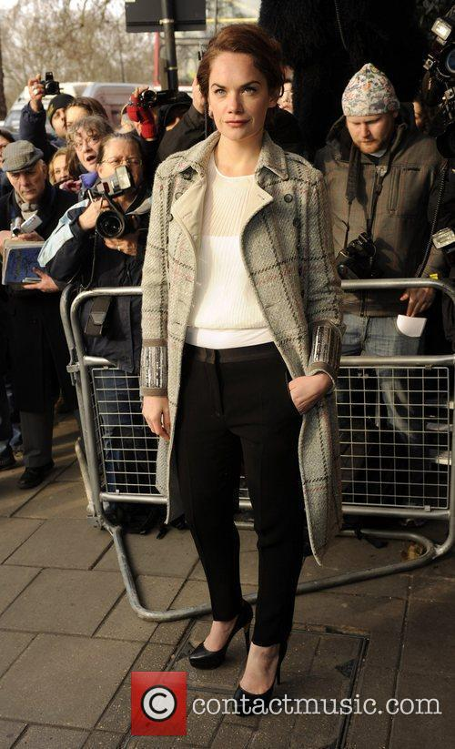 Ruth Wilson The South Bank show awards held...