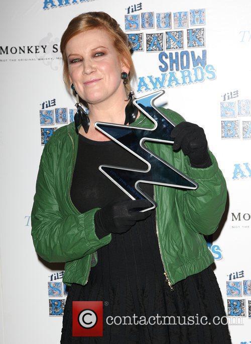 Andrea Arnold winner of Best Film Award for...