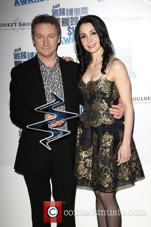 David Bintley and Tamara Rojo, Dance winner The...