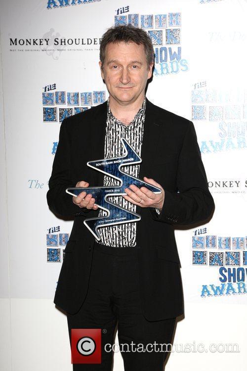 David Bintley, Dance winner The South Bank show...