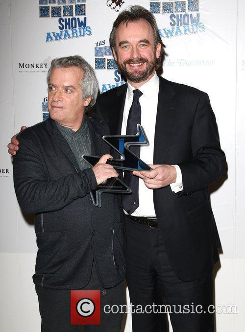 The South Bank show awards - press room