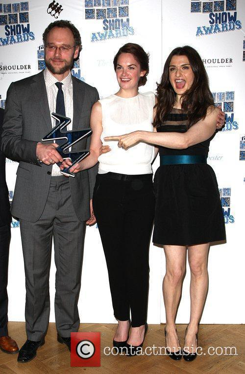 Rachel Weisz and Ruth Wilson, Theatre Award for...