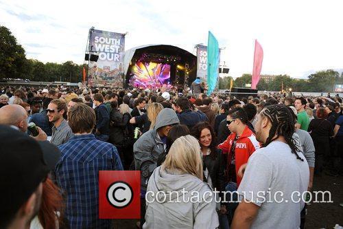 South West Four Festival 2010 at Clapham Common...