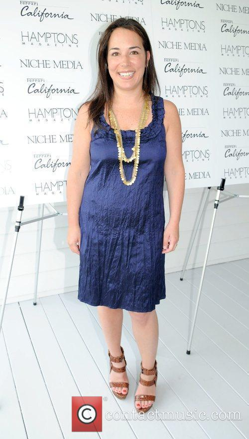 Gotham Editor-in-Chief Samantha Yank attends Haley & Jason...