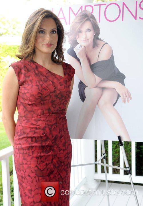 Mariska Hargitay  attends Haley & Jason Binn's...