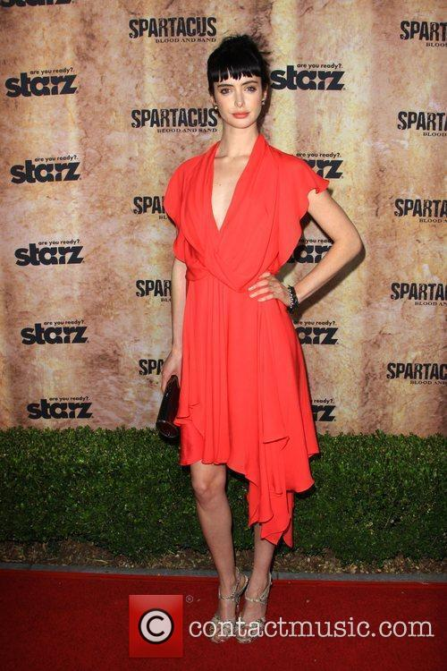 'Spartacus: Blood and Sand' premiere