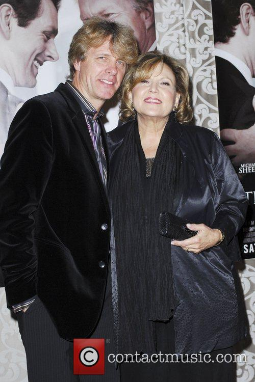 Brenda Vaccaro and guest Los Angeles Premiere of...