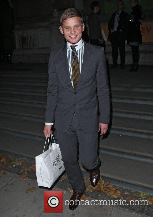 Jeff Brazier,  at the Spectacle Wearer Of...