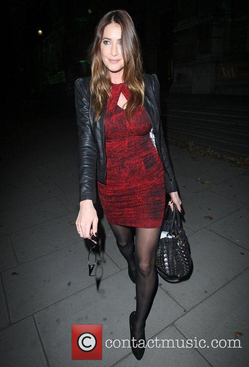 Lisa Snowdon,  at the Spectacle Wearer Of...