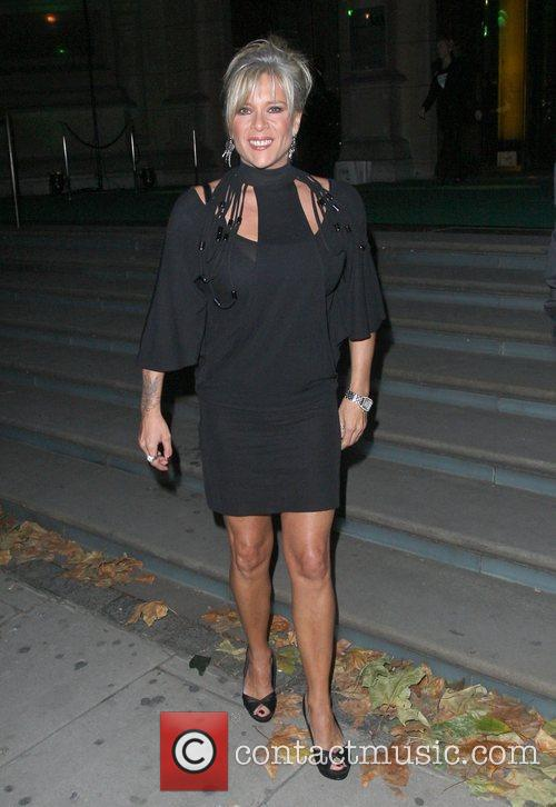 Samantha Fox,  at the Spectacle Wearer Of...