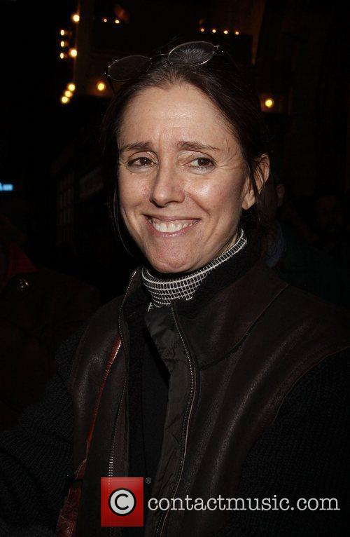 Julie Taymor First preview performance of the Broadway...