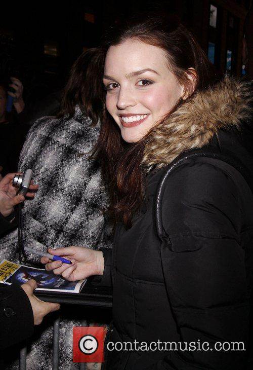 Jennifer Damiano First preview performance of the Broadway...