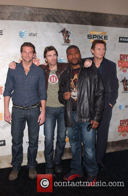 Spike TV's 'Guys Choice Awards' at Sony Pictures...