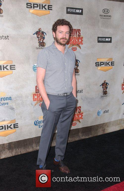 Danny Masterson Spike TV's 'Guys Choice Awards' at...