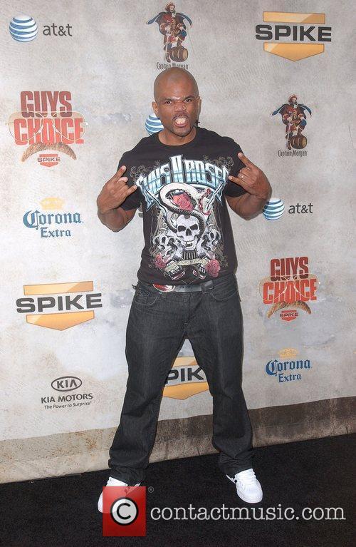 Darryl Matthews McDaniels aka D.M.C Spike TV's 'Guys...