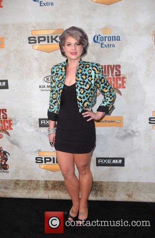 Kelly Osbourne Spike TV's 'Guys Choice Awards' at...
