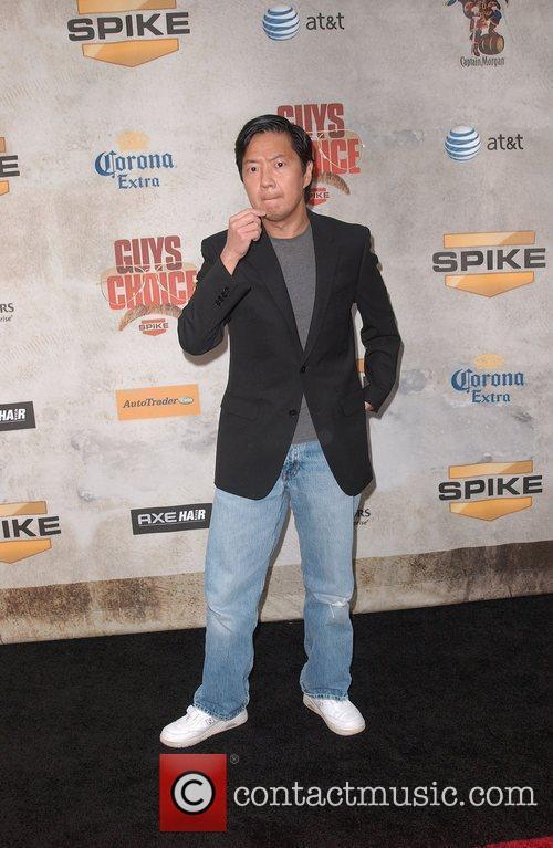 Ken Jeong Spike TV's 'Guys Choice Awards' at...